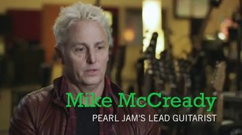 Treehouse TV Spot, 'Try So Hard' Featuring Mike McCready - 59 commercial airings