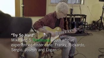 Treehouse TV Spot, 'Try So Hard' Featuring Mike McCready - Thumbnail 3
