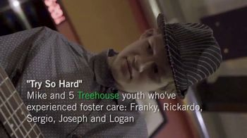 Treehouse TV Spot, 'Try So Hard' Featuring Mike McCready - Thumbnail 4