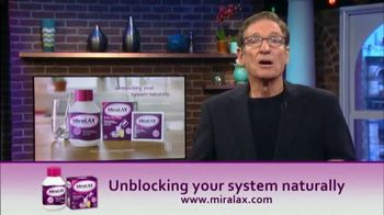 MiraLAX TV Spot, 'Relief' Featuring Maury Povich - Thumbnail 9