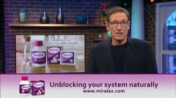 MiraLAX TV Spot, 'Relief' Featuring Maury Povich