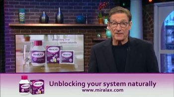 MiraLAX TV Spot, 'Relief' Featuring Maury Povich - Thumbnail 3