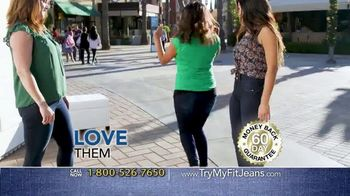 My Fit Jeans TV Spot, 'Super Cute' - Thumbnail 8