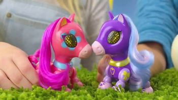 Zoomer Zupps Pretty Ponies TV Spot, 'Disney Channel: The Biggest Hearts'