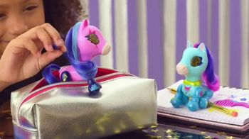 Zoomer Zupps Pretty Ponies TV Spot, 'Disney Channel: The Biggest Hearts' - Thumbnail 4