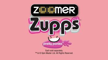 Zoomer Zupps Pretty Ponies TV Spot, 'Disney Channel: The Biggest Hearts' - Thumbnail 8