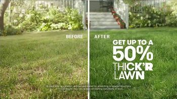 Scotts Thick'r Lawn TV Spot, 'Thin Yard'