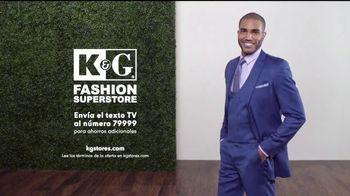 K&G Fashion Superstore TV Spot, 'Celebra la primavera' [Spanish] - Thumbnail 7