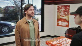 Little Caesars EXTRAMOSTBESTEST Pizza TV Spot, 'Alucinante' [Spanish] - Thumbnail 2