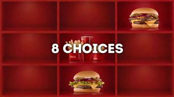 Wendy's 4 for $4 Meal TV Spot, 'The Struggle Is Real' - Thumbnail 5