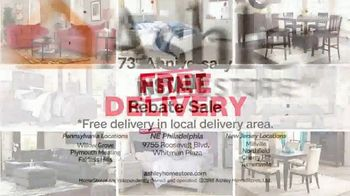 Ashley HomeStore 73rd Anniversary Instant Rebate Sale TV Spot, 'Reduced' - Thumbnail 9