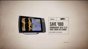 Cabela's Great Outdoor Days Sale TV Spot, 'Hikers and Turkey Vests' - Thumbnail 9