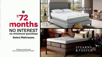 Ashley HomeStore 73rd Anniversary Mattress Sale TV Spot, 'Bonus Furniture' - Thumbnail 6