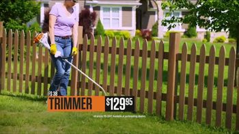 STIHL TV Spot, 'Trimmers and Yard Boss' - Thumbnail 6