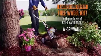 STIHL TV Spot, 'Trimmers and Yard Boss' - Thumbnail 7