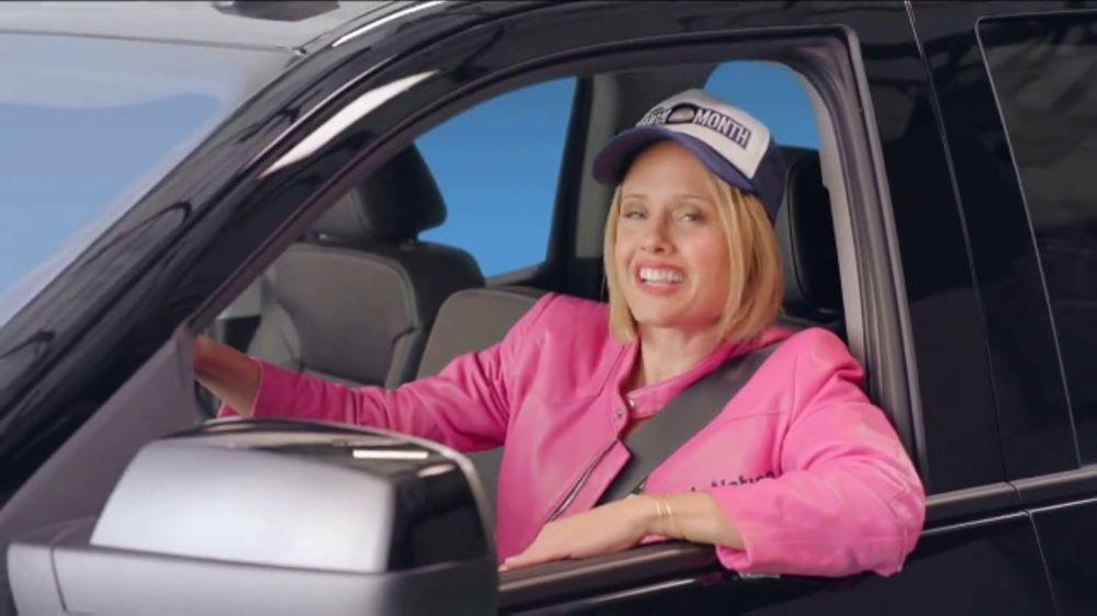 AutoNation Chevrolet Truck Month TV Commercial, '2018 Silverado 1500 Crew Cab'