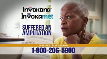 Glenn Law Firm TV Spot, 'Invokana Amputation' - Thumbnail 1