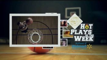 Tabasco TV Spot, 'Hot Plays of the Week: Jumpers and Jams' - Thumbnail 3