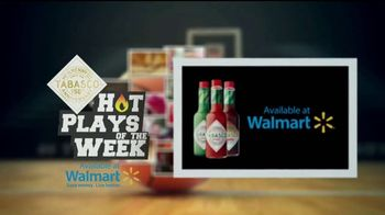 Tabasco TV Spot, 'Hot Plays of the Week: Jumpers and Jams' - Thumbnail 6