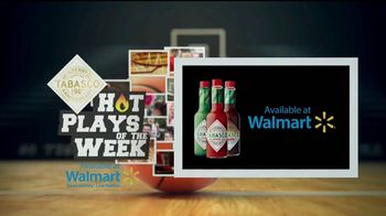 Tabasco TV Spot, 'Hot Plays of the Week: Jumpers and Jams' - Thumbnail 7