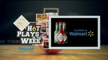 Tabasco TV Spot, 'Hot Plays of the Week: Jumpers and Jams' - Thumbnail 8