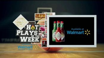 Tabasco TV Spot, 'Hot Plays of the Week: Jumpers and Jams' - Thumbnail 9