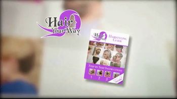 Hair Your Way TV Spot, 'Complete Styling Kit' - Thumbnail 2