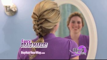 Hair Your Way TV Spot, 'Complete Styling Kit' - Thumbnail 6