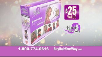 Hair Your Way TV Spot, 'Complete Styling Kit' - Thumbnail 8