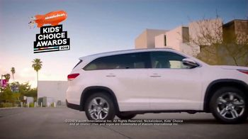 Toyota Highlander TV Spot, '2018 Kids' Choice Awards: Epic' Ft. JoJo Siwa [T1] - Thumbnail 10