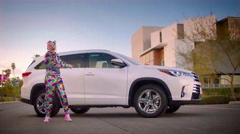 Toyota Highlander TV Spot, '2018 Kids' Choice Awards: Epic' Ft. JoJo Siwa [T1] - Thumbnail 4