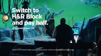 H&R Block TV Spot, 'Smokescreen' Featuring Jon Hamm - Thumbnail 9