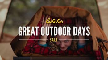 Cabela's Great Outdoor Days Sale TV Spot, 'Easter Bunny' - 109 commercial airings