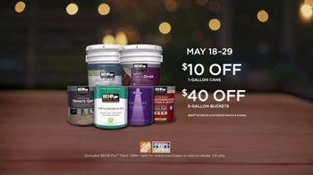 BEHR Paint TV Spot, 'Home Grown: Memorial Day Savings' - Thumbnail 10