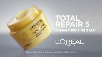 L'Oreal Paris Total Repair 5 TV Spot, 'Resilient' Featuring Jennifer Lopez - Thumbnail 5