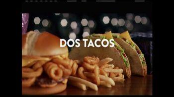 Jack in the Box Sriracha Curly Fry Burger TV Spot, 'Jugador' [Spanish] - Thumbnail 6