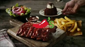 Chili's Three Course Meal TV Spot, 'Celebrate' Song by The Doobie Brothers - Thumbnail 9