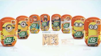 Tic Tac Packs TV Spot, 'Minions Flavor Mix' - Thumbnail 9