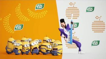 Tic Tac Packs TV Spot, 'Minions Flavor Mix'