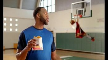 Burger King Savings Menu TV Spot, 'Time Out' Featuring Tracy McGrady