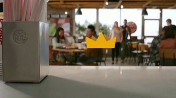 Burger King King Savings Menu TV Spot, 'Deal Time All the Time' - Thumbnail 1