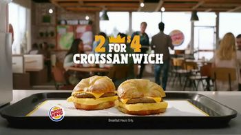 Burger King King Savings Menu TV Spot, 'Deal Time All the Time' - Thumbnail 3