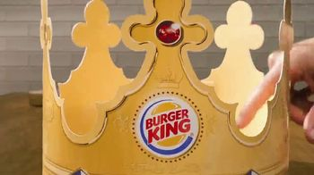 Burger King King Savings Menu TV Spot, 'Deal Time All the Time' - Thumbnail 6
