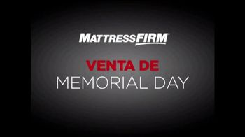 Mattress Firm Venta de Memorial Day TV Spot, 'Colchón perfecto' [Spanish] - Thumbnail 1