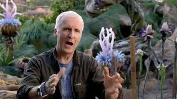 Walt Disney World TV Spot, 'Pandora: Familiar & Amazing' Ft. James Cameron - Thumbnail 3