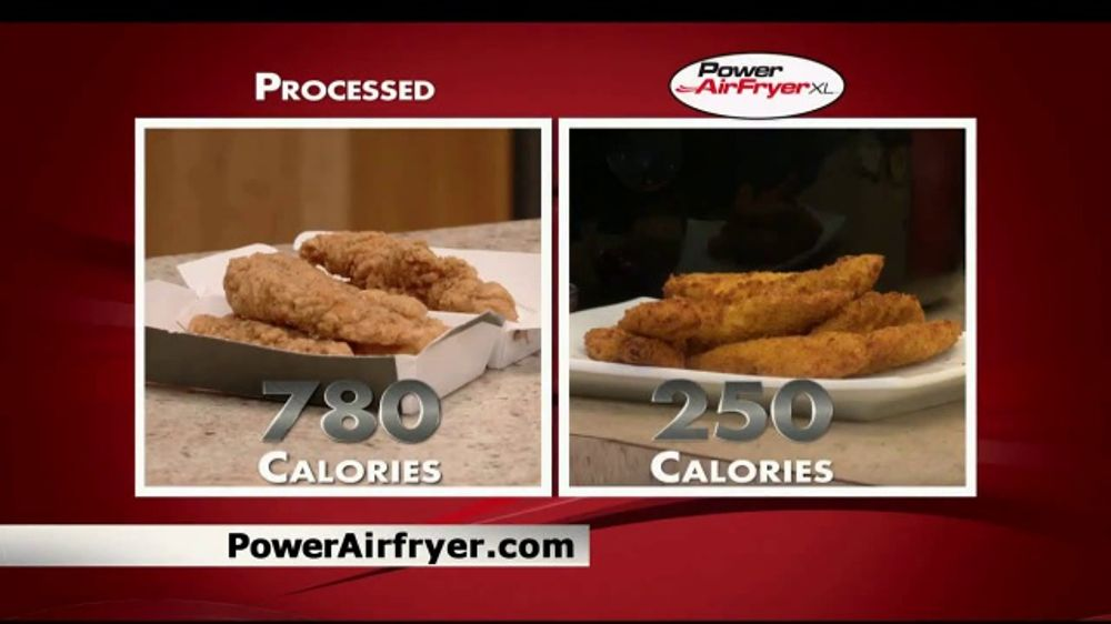 Power Airfryer Xl Tv Commercial Kitchen Miracle Ispot Tv
