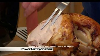 Power AirFryer XL TV Spot, 'Kitchen Miracle' - Thumbnail 7