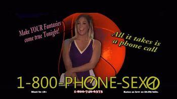 1-800-PHONE-SEXY TV Spot, 'Fantasies Come True' - Thumbnail 2