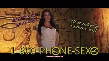 1-800-PHONE-SEXY TV Spot, 'Fantasies Come True' - Thumbnail 3