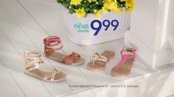 Payless Shoe Source TV Spot, 'Sandalias de verano' [Spanish] - Thumbnail 4
